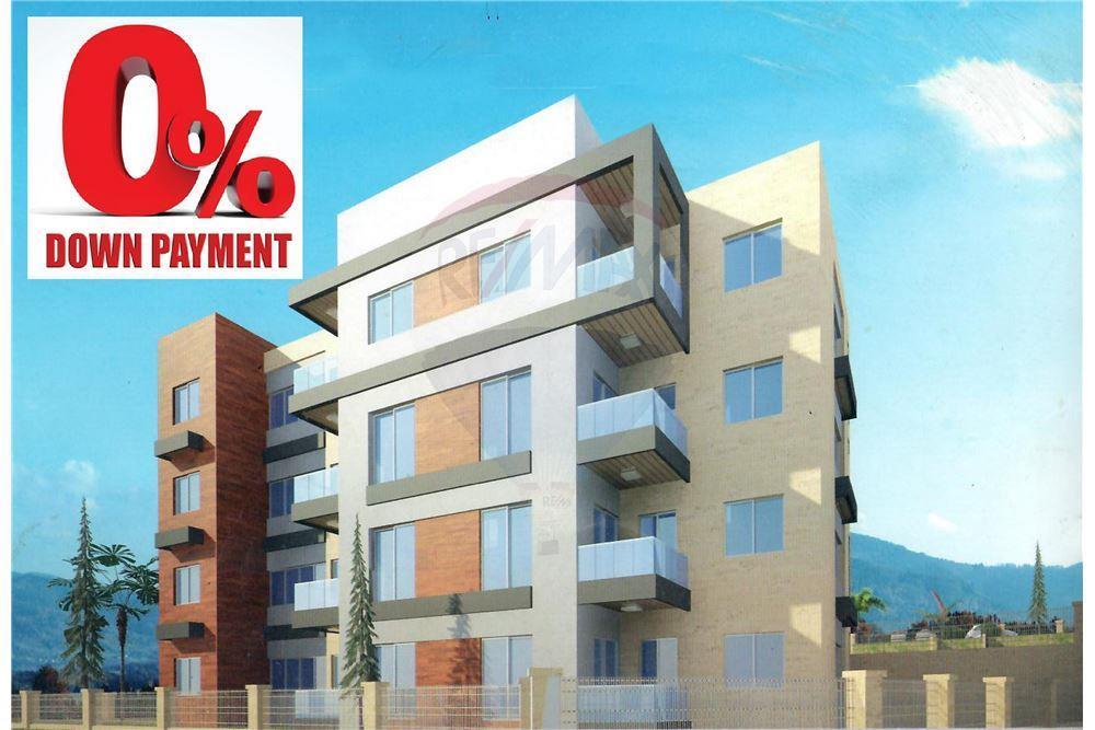 شقة قيد الانشاء للبيع في الحارة الخاصة – الكورة