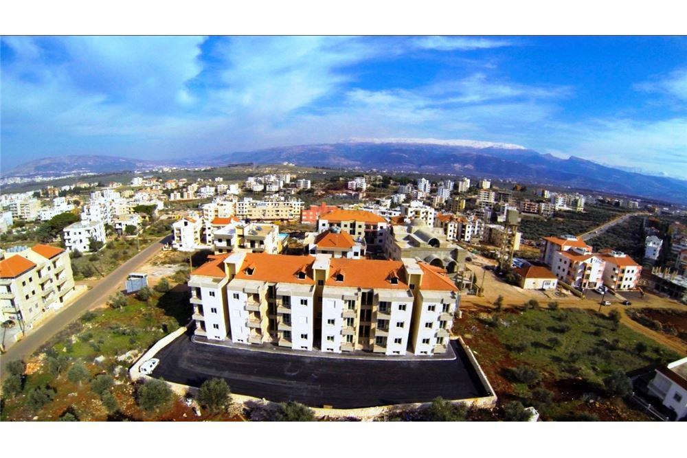 Flat ground apartments for sale at Nakhle-  Koura