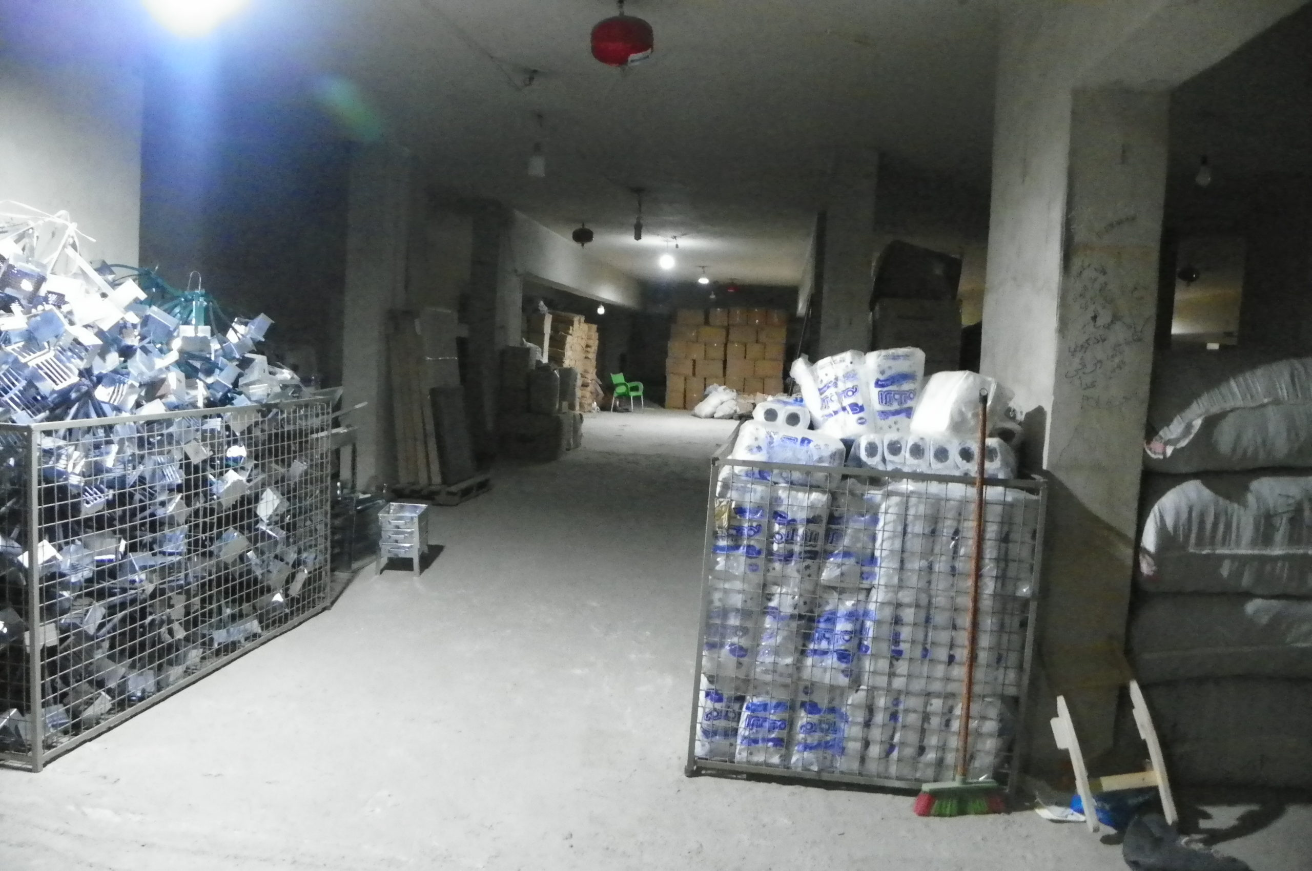 Warehouse  for sale in Al Thaqafe Street, Tripoli