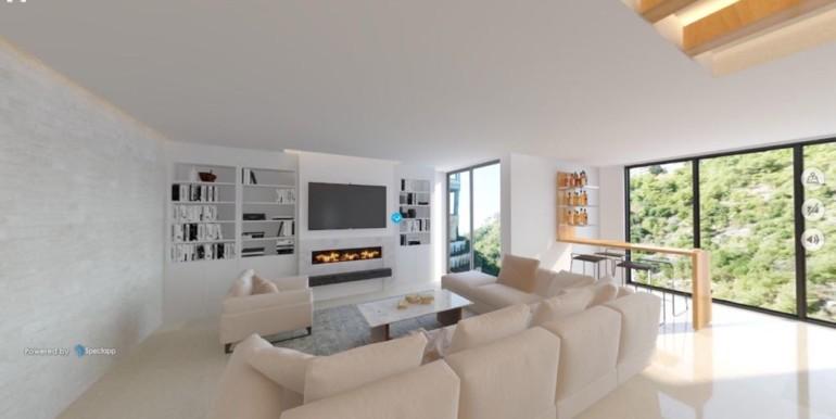 Modern Villa for Sale in Awkar- Metn