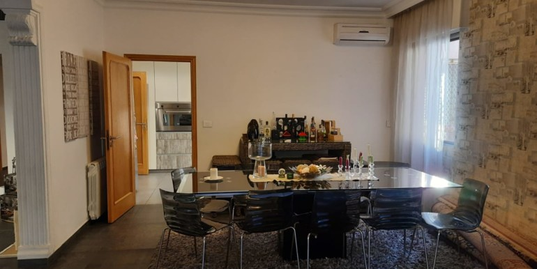 Furnished Spacious Apartment for sale in Hazmieh, Beirut