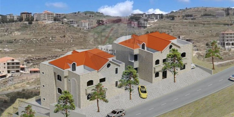 Apartment for sale in Ain jdeideh, Aley