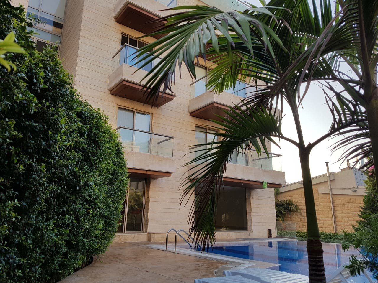 Luxurious furnished apartment for rent in Monteverdi