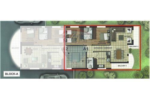 Apartment for sale in Ras Maska – koura