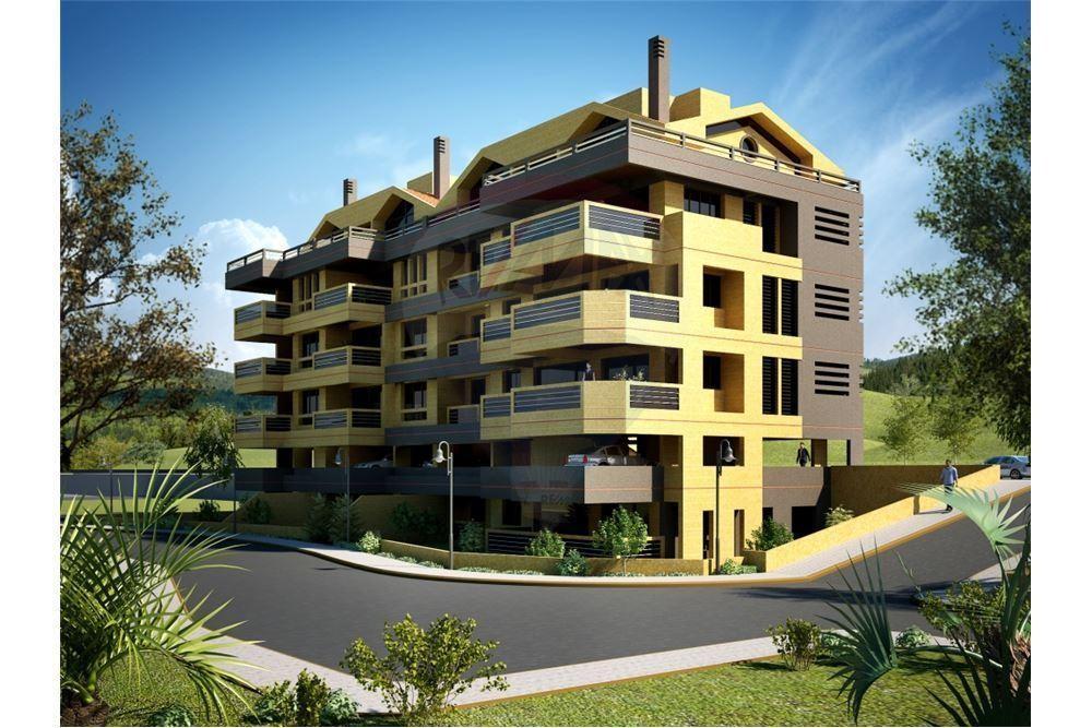 Duplex with Terrace for sale Jouret El Ballout