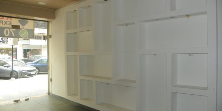 R3-307 Shop for rent near Jamil Adra Street, Tripoli