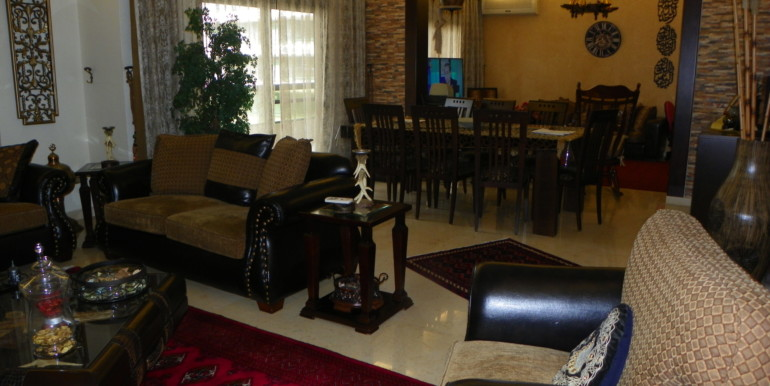 Furnished apartment for sale in Tripoli