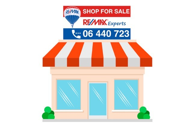 Prime location shop for sale in Kobbe, Tripoli